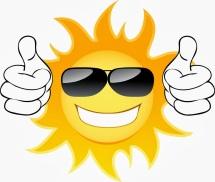 sun is d