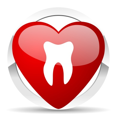 tooth valentine icon