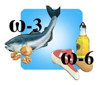 omega 3 ve omega 6
