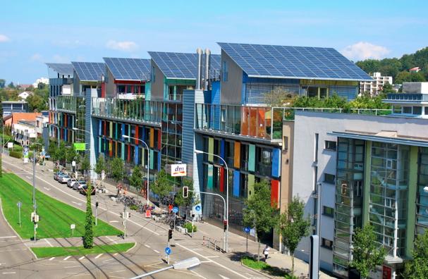 Freiburg solar 3