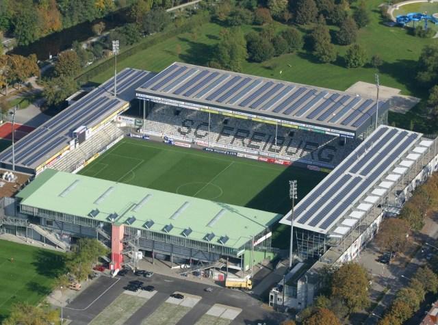 Freiburg stadyum solar 7