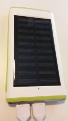 Güneş enerjisi ile telefon şarj ve elfeneri