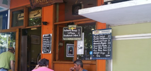 Selanik kafe fiyatlar