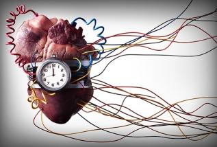 Kalp pimi çekilmiş saatli bomba